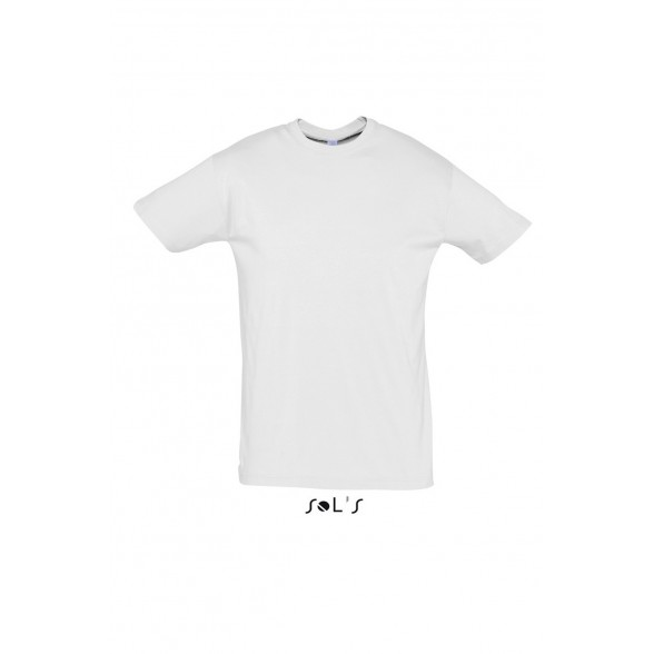 Camiseta publicitaria unisex cuello redondo REGENT