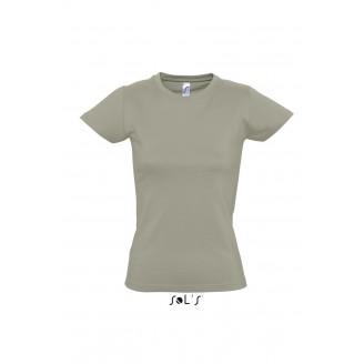 Camiseta de mujer Sol's personalizada IMPERIAL. Camisetas publicitarias