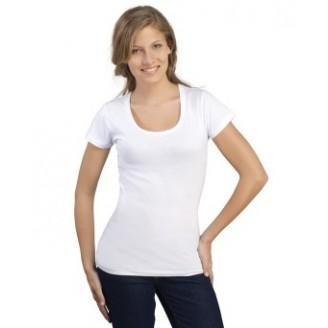 Camiseta publicidad de mujer MUST