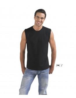 Camiseta publicitaria hombre sin mangas Jazzy