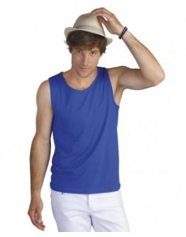 Camiseta publicitaria sin mangas JUSTIN
