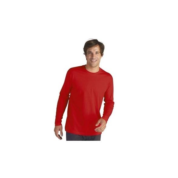 Camiseta publicitaria manga larga MONARCH / Camisetas Personalizadas