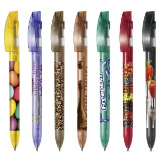 Bolígrafo PURA Aromático. 7 AROMAS DISTINTOS