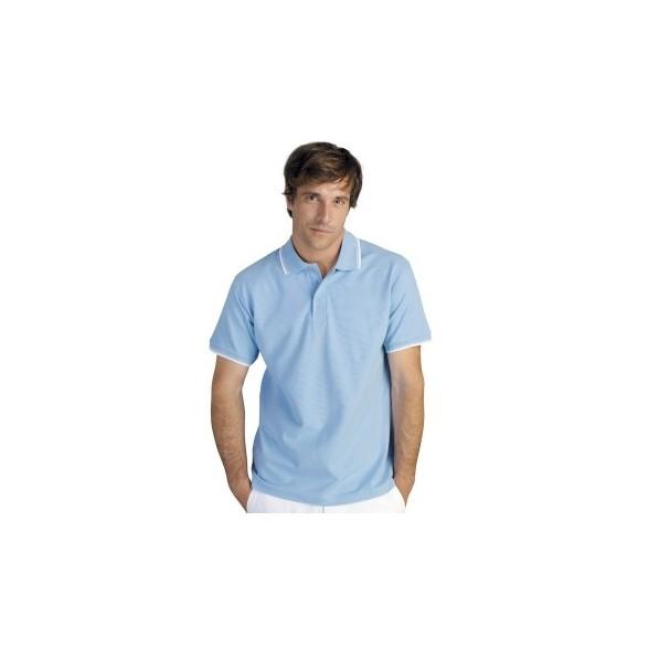 Polo pique Golf de Sol's hombre PRACTICE / Polos piqué personalizados