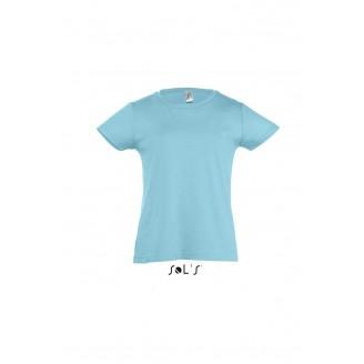Camisetas Sol's personalizadas niña Cherry / Camisetas publicitarias