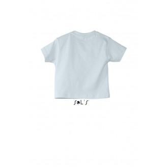 Camiseta Promocional de Bebe Mosquito / Camisetas Personalizadas Niño