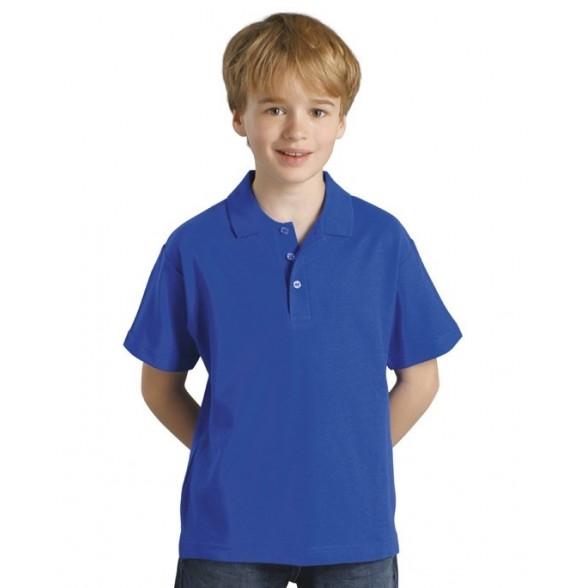 Polos Pique Personalizados de Niño Summer / Polos Piqué Publicitarios