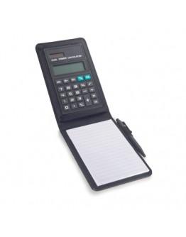 Calculadora 8 dígitos con bloc de notas