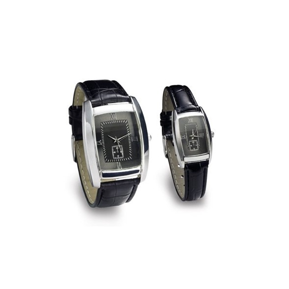 Set de relojes para hombre y mujer