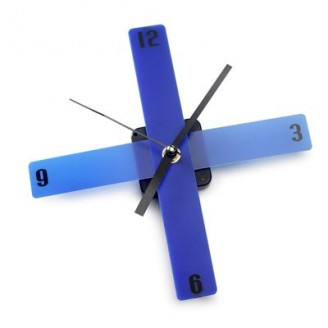 Reloj de pared plegable