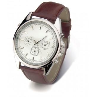 Reloj de caballero  con acabados de acero inoxidable
