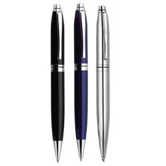 Bolígrafo publicitario metal lacado