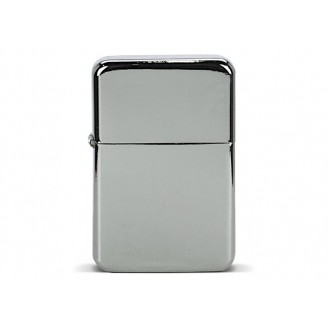 Encendedor clásico en caja de lata