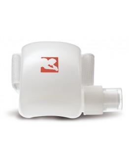 Botella pequeña para llevar agua