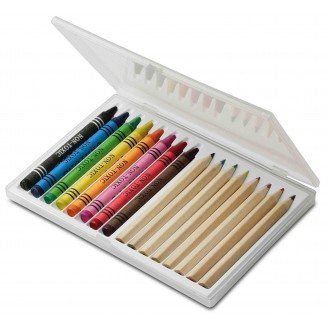 Estuche con 8 lápices de...