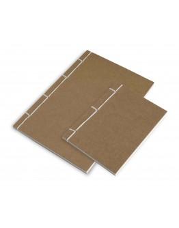 Libretas Personalizadas cosidas 105x138x8 mm. Cuadernos Personalizados
