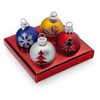 Set Bolas Navidad
