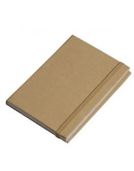 Cuaderno Ecológico de bolsillo 90x140x10 mm