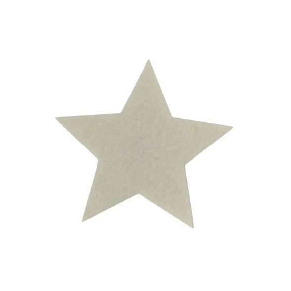Imán Estrella - Poliéster