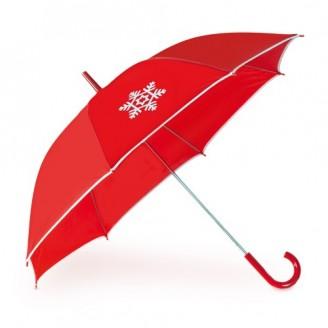 Paraguas Automático Estrella de Nieve