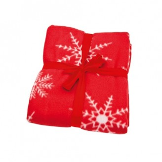 Manta Polar Navidad. Anti-Pilling