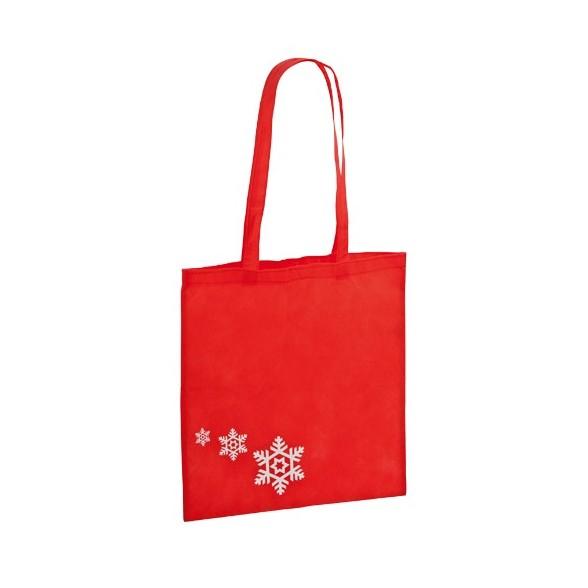Bolsa publicitaria Navidad. Non-Woven