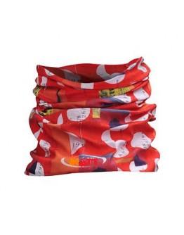 Bragas de cuello personalizadas todo color. Bandanas personalizadas.