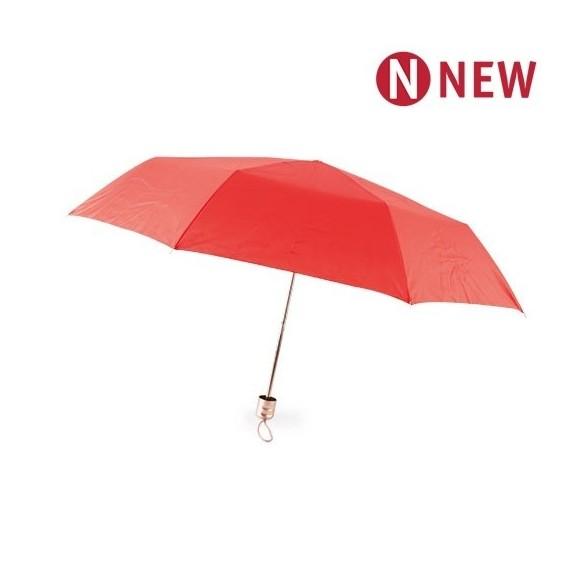 Paraguas plegable Cromo / Paraguas Publicitarios Baratos Personalizados