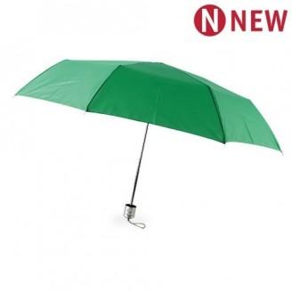 Paraguas plegable cromo