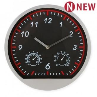 Reloj con Estación...