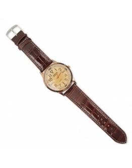 Reloj de caballero con correa color