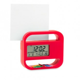 Reloj con Clips Incluidos