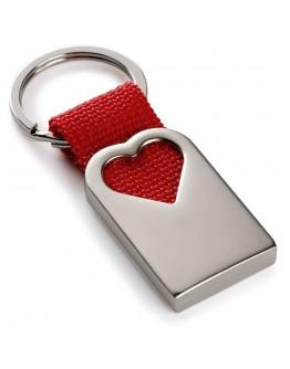 Llavero corazón San Valentín