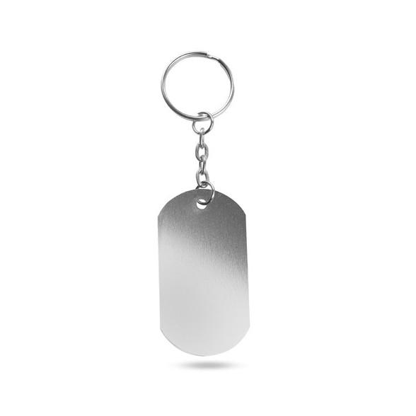 Llaveros Publicitarios Aluminio Nevek. Llaveros Promocionales Baratos