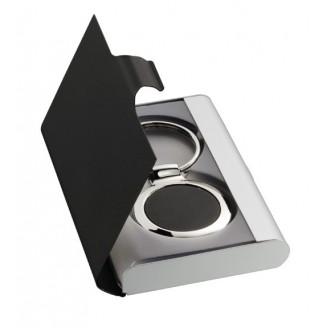 Juegollavero metaly tarjetero aluminio