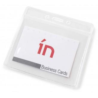 Porta identificador para tarjeta de 105x77 mm