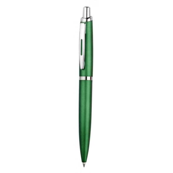 Bolígrafo publicitario cuerpo metalizado