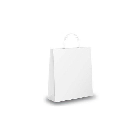 Bolsa  de papel 32 x 12 x 41 Cm