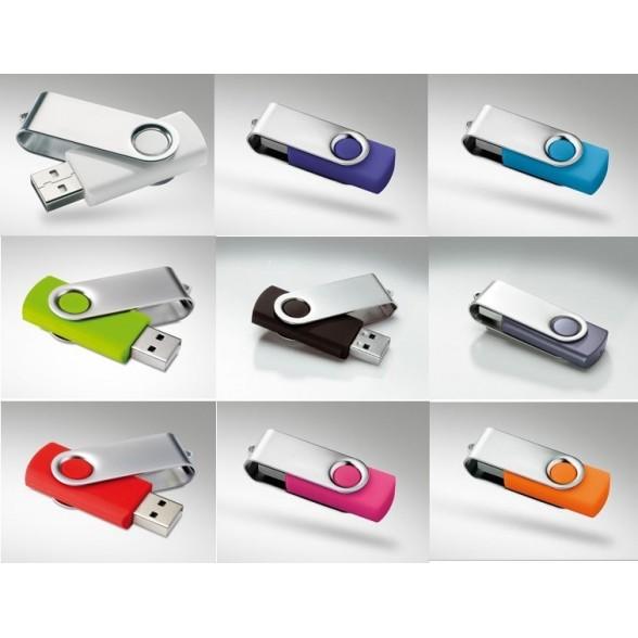 Memoria USB personalizada Clásica / Memoria USB baratas