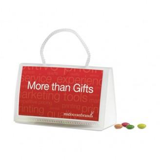 Caja perlas de chocolate