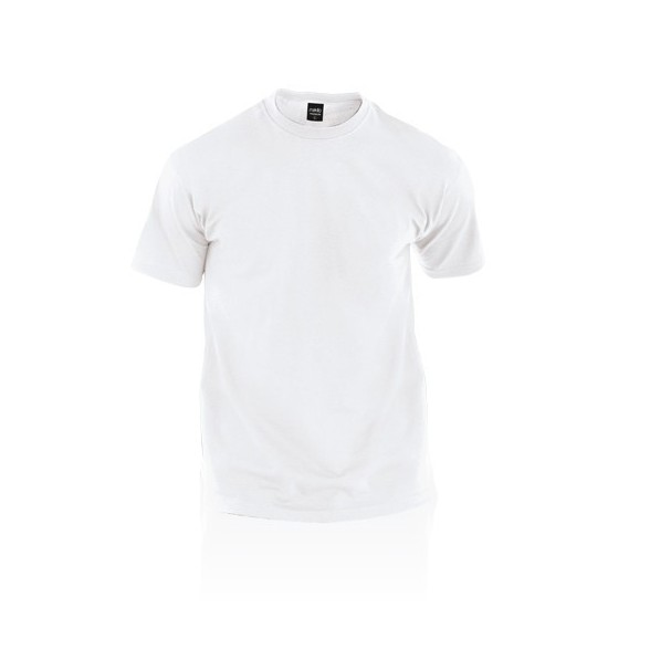 Camiseta Adulto Blanca Premium / Camisetas Publicitarias Baratas
