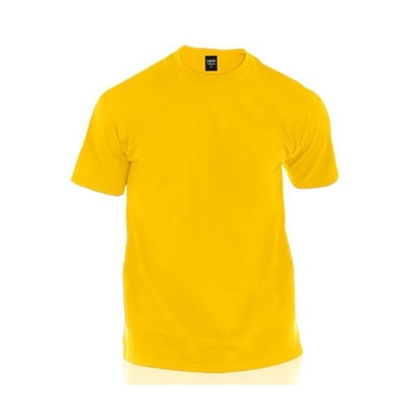 Camiseta Adulto Color Premium / Camisetas Publicitarias Baratas