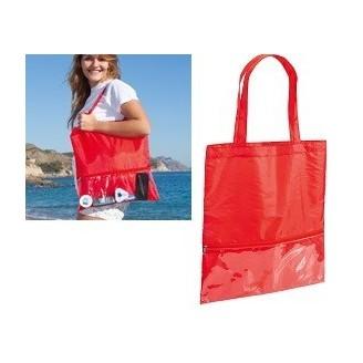 Bolsa promocional de playa Marex