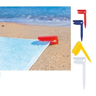 Pinza para toalla playa