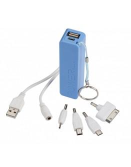 Cargador externo de batería Power Bank de silicona