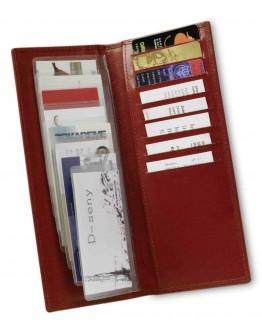 Porta tarjetas de Piel Personalizado
