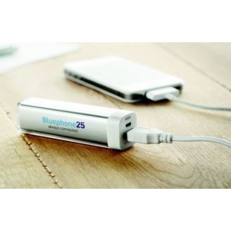 Power Bank Publicitario 2400mAh