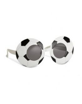 Gafas sol publicitarias pelota de fútbol