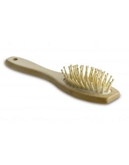 Cepillo madera para pelo