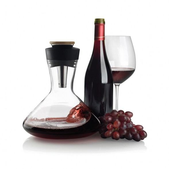 Decantador de vino publicitario Aerato / Decantador vino para regalar